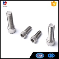 Chinese Professional A2-70 Hex Socket Head Cap Screw