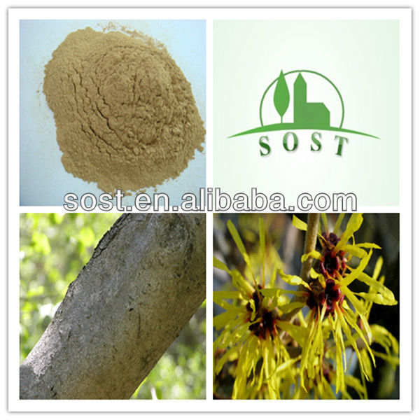 100% Natural witch hazel extract tannin powder