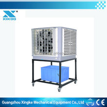 evaporative cooling portable without freon gas