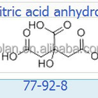 High Purity Citric Acid Anhydrate Organic