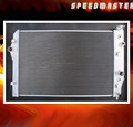 Dual core aluminum auto radiator for CAMARO 93-07 AT