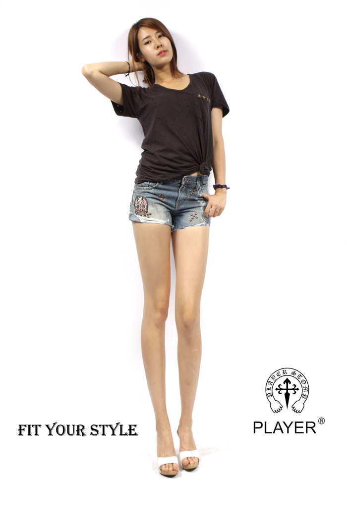 PP-2033-1 sexy hot pants for Women