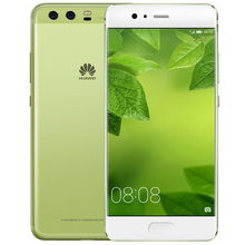 Original Huawei P10 4GB RAM 128GB ROM Android 7.0 Smartphone 5.1 inch Kirin 960 Octa Core Dual SIM 20.0MP+12.0MP NFC Cell Phone