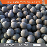 JCF forged grinding steel balls with low price