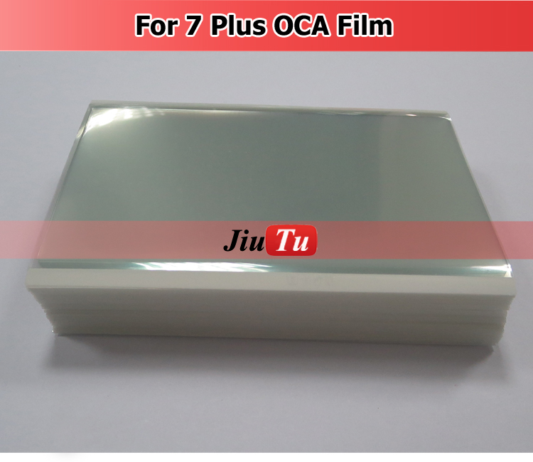 Oca Optical Adhesive Film For ipone 7Plus / 6Plus Lcd Screen Refurbish Screen Glass Specialty Repair