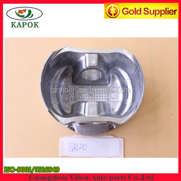 Automobiles parts piston for engine QR20