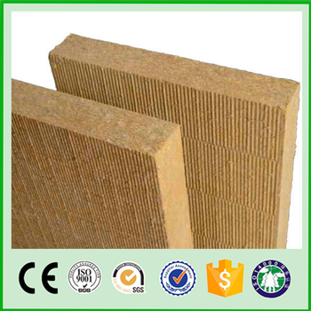 Rock wool board thermal insulation material rock fiber for Mineral wool board insulation price