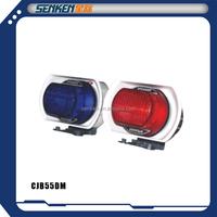 Senken police use 12V alarm motorcycle light with siren speaker
