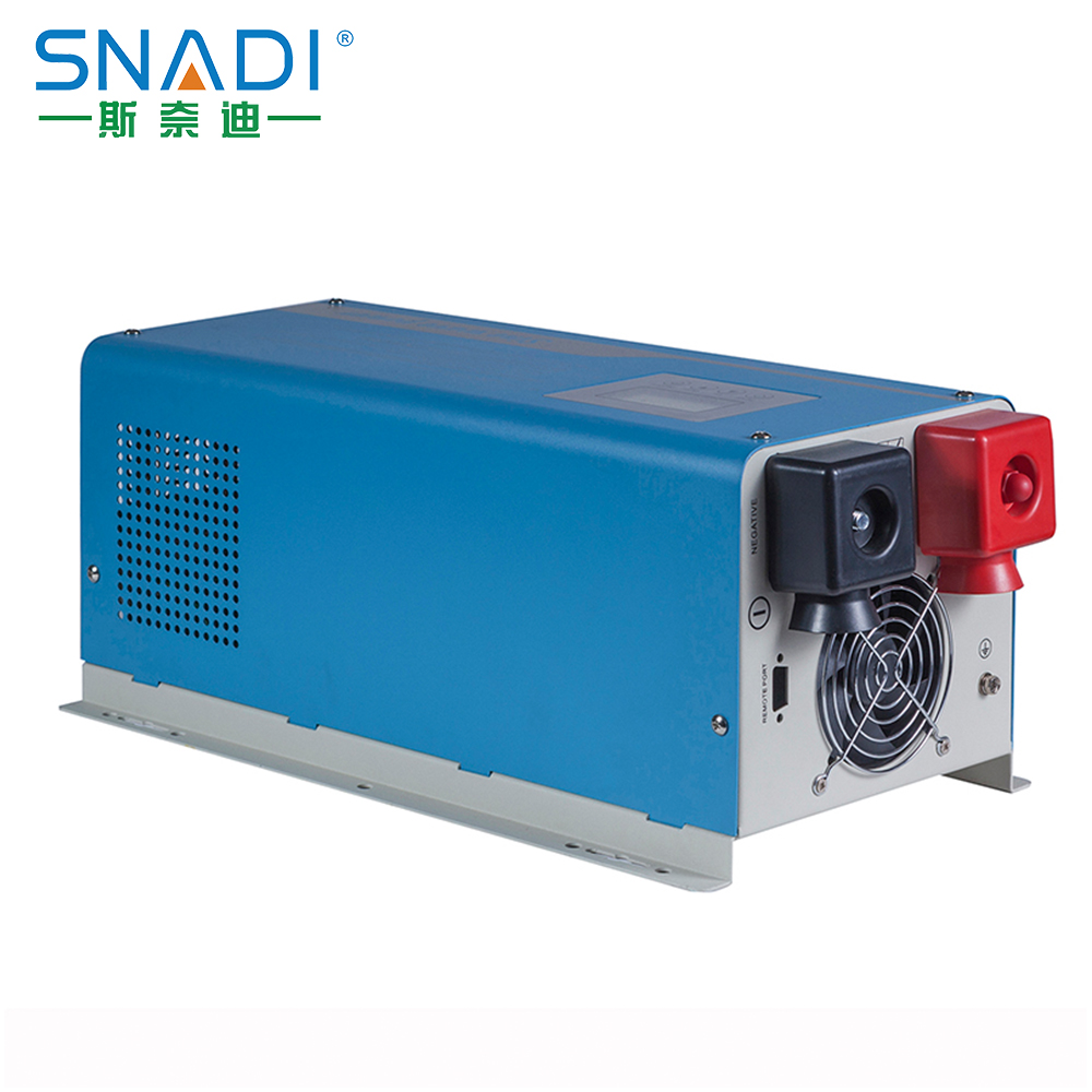 SNADI pure sine wave 3000watt inverter for solar power system home