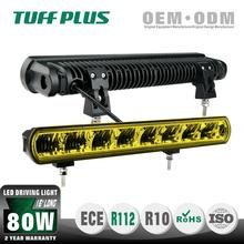 Vehicles ECE Driving Beam 17 inch Slim Led Driving Light Bar