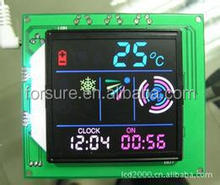 7 segment lcd display 4 digit