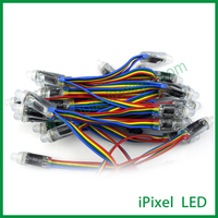 12mm Ws2801 Digital rgb Led Pixel for christmas decorations