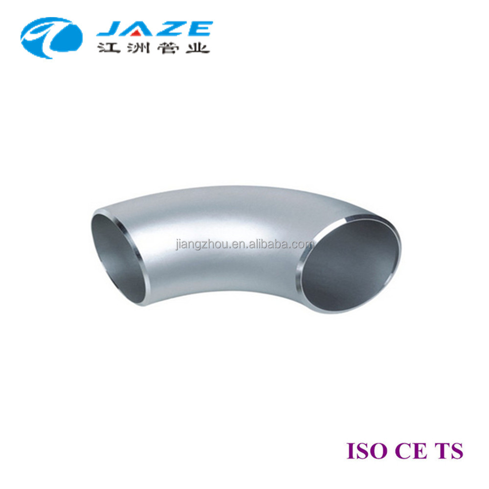 Stainless Steel 304 304L Seamless Elbow 90 degree Long Type Pipe Elbow SCH160 20inch