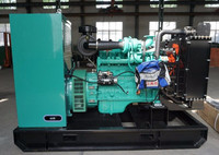 Open Type 80kva Genset with Cummins Engine