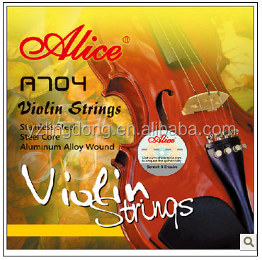 Alice violin string A704