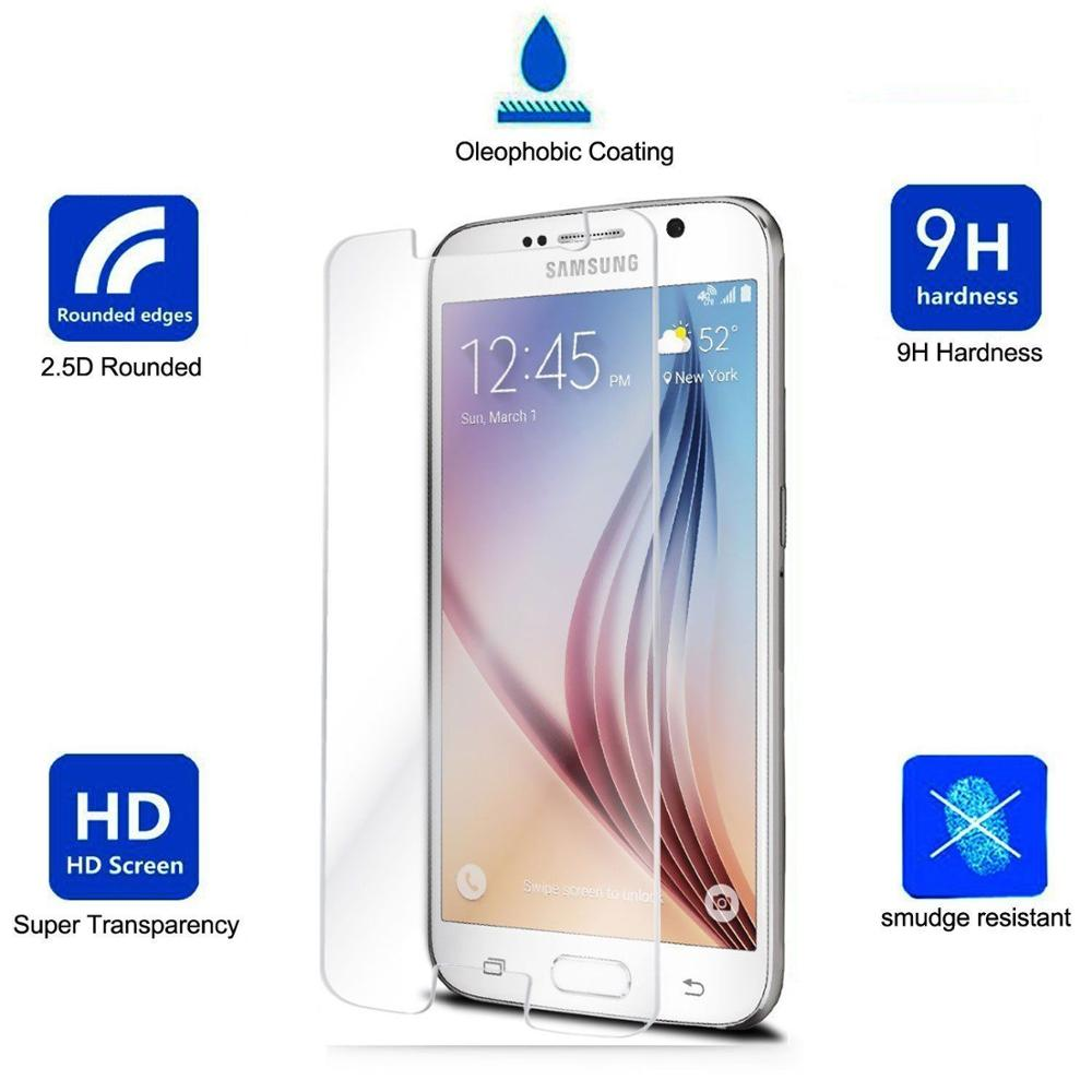 0.26mm Anti-Explosion Glass Premium Tempered Glass For Samsung Galaxy Grand Prime G530 G530H G530F G531H G531F Screen Film