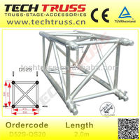 Heavy Duty Used Aluminum Truss Roof Truss System