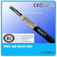 N2XCY power Cable with copper conductor