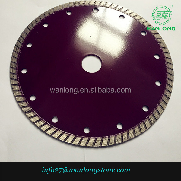 125mm/5'' granite tile cuting blade, dry cutter