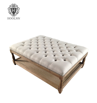French-style Tufted Coffee Table S1083-80