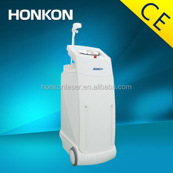 HONKON-808CH 500W and 400W optional 808nm laser diode hair removal machine for sale