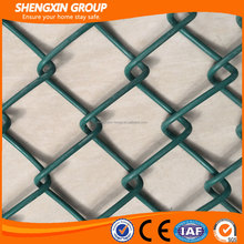China export 9 gauge chain link wire mesh fence