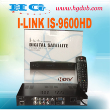 NORTH AMERICA Full HD FTA Satellite TV Receive I LINK 9600HD WITH TURBO 8PSK
