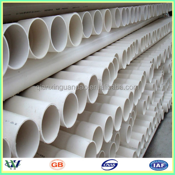 China factory supply slotted pvc pipe