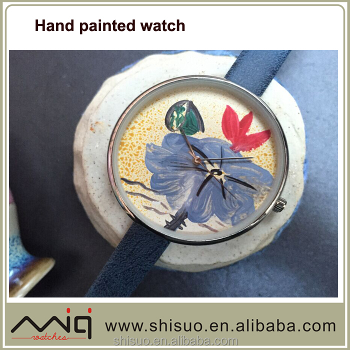New style leather women watches Lotus leather women watches pictures of fashion girls watches