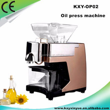 Hot Sale KXY-OP02 High Extraction Rate Mustard Oil Expeller Machine Small Cold Press Oil Machine