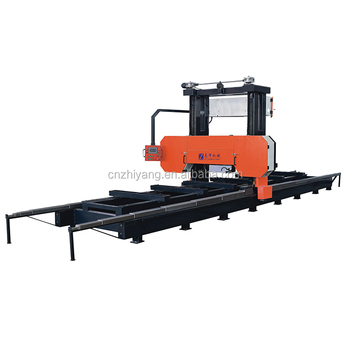 Automatic Log Gantry Band SawMill Machine /high speed / wood cutting machine