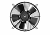 Shanghai 250mm industrial heat extractor fans with external rotor motor