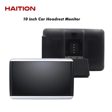 10 Inch Android Headrest car Taxi Advertising Monitor with wifi 3g