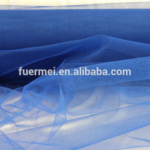 100% polyester mosquito net square mesh fabric