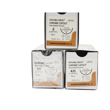 Sizes of Medical Catgut Sutures Veterinary