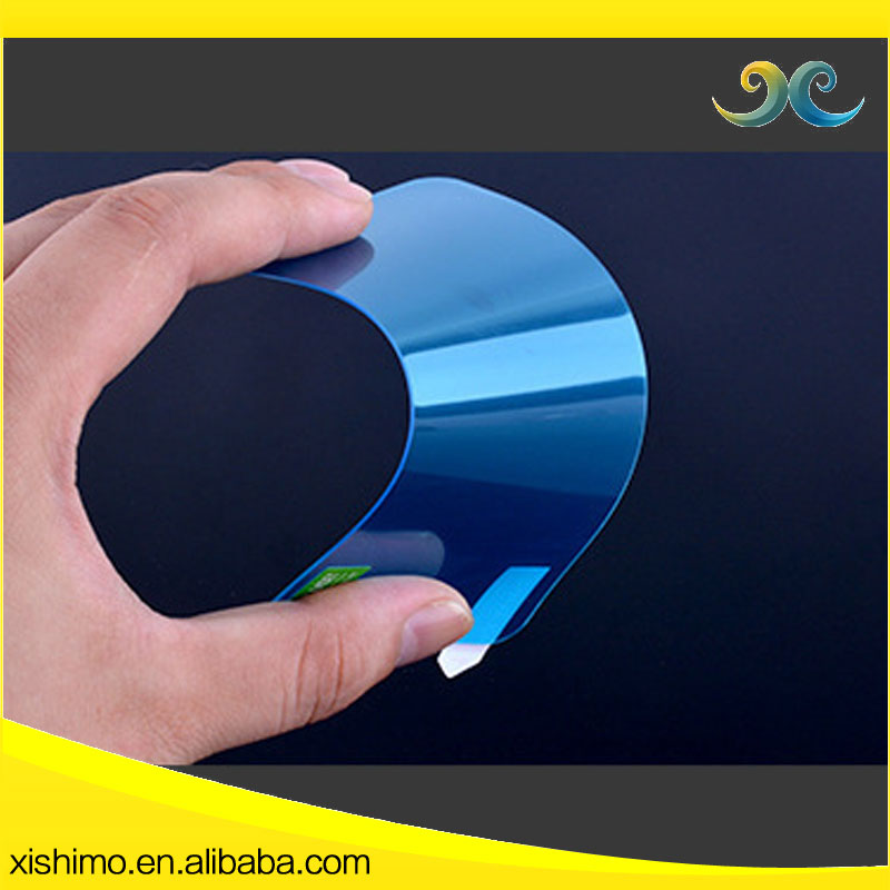 high quality TPU soft nano screen protector for mobile phone.