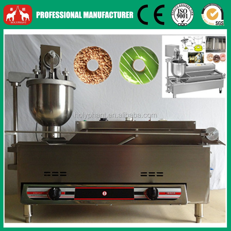 Automatic Doughnut Factory: Factory Price Automatic Ss304 Donut Machine Donut Making