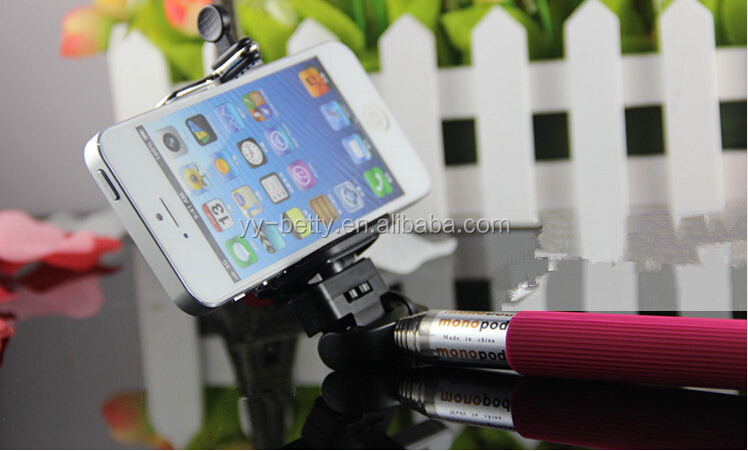 2015 hot selling mini new novelty selfie stick with power bank