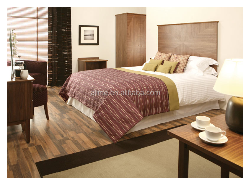 Alime custom modern hotel bedroom furniture foshan supply for Hotel furniture