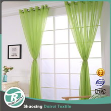 High quality soundproof Turkish woven office voile fabric curtain drapery