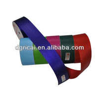 3 Inch Colorful Grosgrain Ribbon For Printing