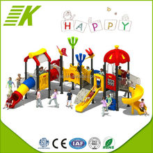 2015 Kaip high quality plastic playground equipment south africa