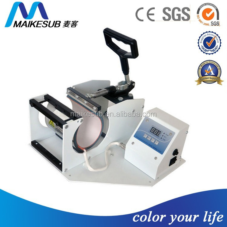 Sublimation ceramic mug making machine- white color