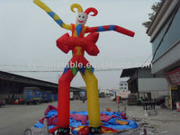 Cheap inflatable air dancer,inflatable advertising air dancer