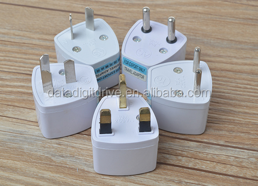 US UK AU Europe traveling Power Adapter plug