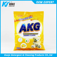 Powder Shape Washing Powder Detergent Powder