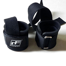 Weight Lifting Gym Straps Hand Wrist Bar Support Strap Brace Belt