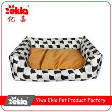 Main product OEM quality fancy durable pet cushion dog bed