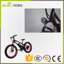 "Hot Sale 48V 26"" big Tyre Electric Bicycle/ Fat Tire Ebike/ Fat Tire Electric Bike"
