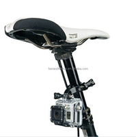 Wholesale for Gopro Acccessories Max for 4 CM Diameter Bike Handlebar Seatpost Pole Mount for Gopro Hero 3 Hero 2/1 Camera